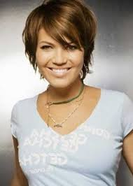 short hairstyles for women with short foreheads 25 shag haircuts for mature women over 40 shaggy hairstyles for