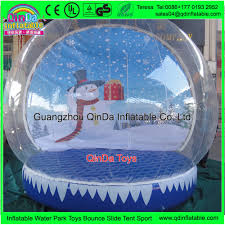 popular snow globe inflatable buy cheap snow globe inflatable lots