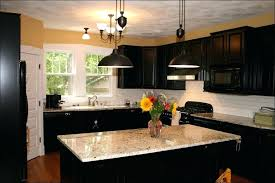 What Color To Paint Kitchen Cabinets With Black Appliances What Color To Paint Kitchen Cabinets With Black Appliances Faced