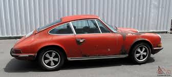 porsche 911 for sale ebay 911 t 1971 coupe matching numbers excellent car to restore