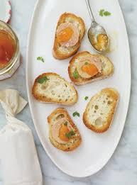 canap foie gras canapés au foie gras et aux abricots ricardo