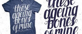 game design baju online 50 awesome typography t shirt designs design juices