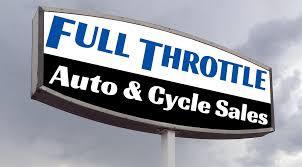 toyota billings full throttle auto u0026 cycle sales in billings at 2506 phyllis lane