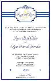 Wedding Invitations Nautical Theme - wedding invitations remnant fellowship weddings