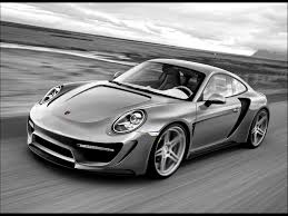 2012 topcar porsche 911 carrera 991 front and side speed