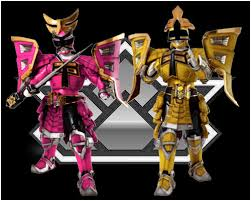 prg power rangers samurai