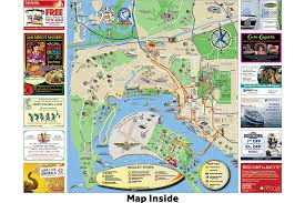 Maps San Diego by San Diego Advertising Opportunities And Media Kit