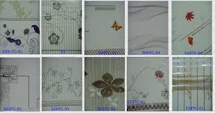shower door decorative film buy laminated glass pvc film