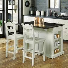 kitchen island table with stools home styles fiesta weathered white kitchen island with seating