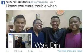 Memes About Facebook - 10 funniest made up names from facebook spot ph