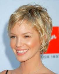 short hairstyles for fine hair and round face over 60 easy with