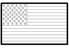 coloring pages american flag usa american flag coloring page kinderart