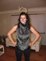 Centaur Halloween Costume Ungulate Costume Aka Deer Elk Caribou Basically
