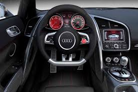 Audi R8 V12 - audi r8 v12 tdi concept interieur