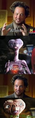 Ancient Alien Meme - ancient aliens kill the hydra