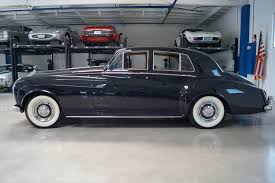 rolls royce silver cloud 1963 rolls royce silver cloud iii stock 177 for sale near
