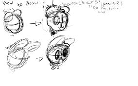 part 2 how to draw fnaf characters by colourmix on deviantart