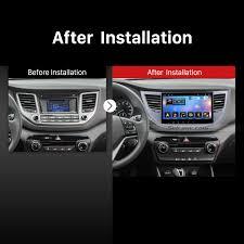 Hyundai Tucson 0 60 Inch 2015 2016 Hyundai Ix35 Tucson Lhd Android 6 0 Radio Gps