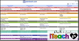 100 plan book template lesson plan beginner preschool
