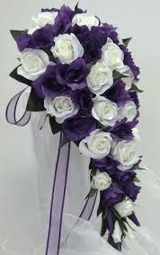 Purple Wedding Flowers Purple Wedding Bouquet Purple Calla Lily Bouquet By Mgfloraldesign