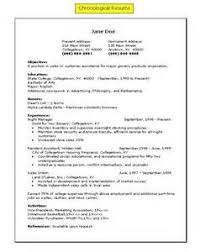 Chronological Order Resume Example 95 Luthers Thesis Order Esl Home Work Professional Reflective