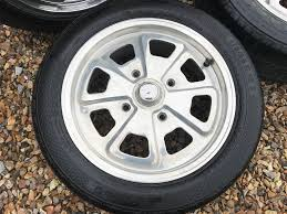 porsche 914 wheels porsche vw genuine 914 2 litre 15x5 5j alloy wheels beetle type