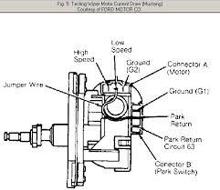 gm wiper motor wiring diagram wiring diagrams