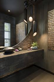 Great Powder Rooms Cozy Ideas Of Contemporary Powder Room Design Come With Stacked