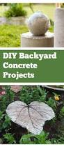 Backyard Concrete Ideas 10 Backyard Concrete Ideas Bless My Weeds