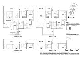inz residence ec floor plan