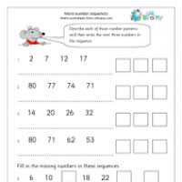 sequence worksheets for year 2 makeup aquatechnics biz