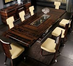 ebony table and chairs tl furniture extendable dining table large dining table in