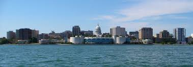 Wisconsin City Map by Google Map Of Madison Wisconsin Usa Nations Online Project