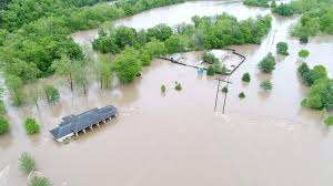 Missouri Flooding Map Current Midwest Flooding Highlights Strengths And Weaknesses Of