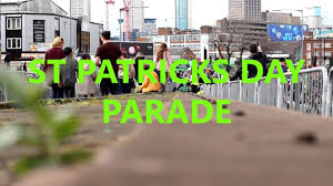 st patricks day parade 2017 birmingham youtube