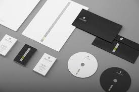 corporate design inspiration modern corporate identity for avelier by artentiko