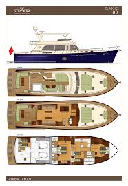 yacht event layout vicem 80 classic new layout