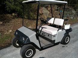 gallery of e z go golf cart