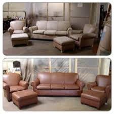 Leather Sofa Color Restoration by Advanced Leather Solutions 31 Reviews Furniture Reupholstery