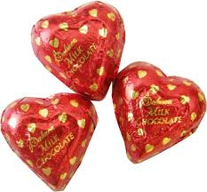 chocolate heart candy r m palmer chocolate crisp hearts 5lb