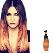 ombre weave indian remy human ombre hair weave