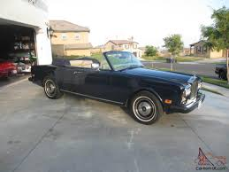 rolls royce door rolls royce corniche base convertible 2 door 6 7l
