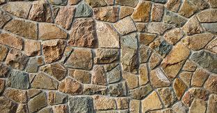 stones on wall wallpaper wall decor