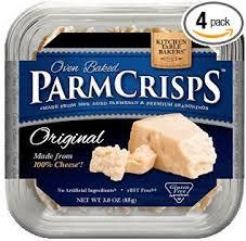 kitchen table bakers parmesan crisps amazon com kitchen table bakers original parmcrisps pack of 4