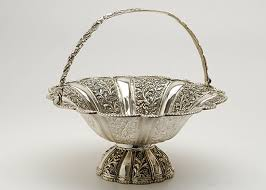 silver items silver plated gift items p n gadgil and sons