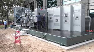 2 5mw mtu diesel genset installation youtube