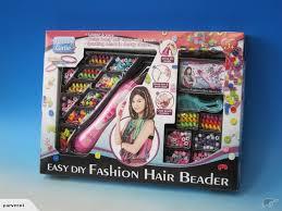 hair beader totally girlie fashion hair beader trade me