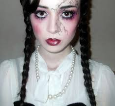 Halloween Costumes Creepy Doll 264 Halloween Makeup Images Halloween Ideas