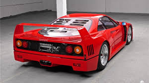 ferrari dealership inside find of the week 1991 ferrari f40 autotrader ca