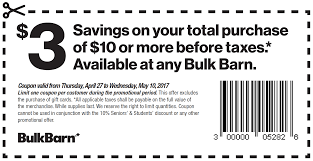 bulk barn coupon one stop shop for discounts attractive coupon